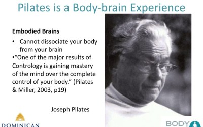 Presenting Brain Science at the Pilates Method Alliance Conference